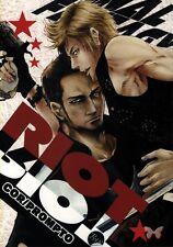 Final Fantasy 15 XV FF15 FFXV BL Doujinshi Comic Cor Leonis x Prompto Riot