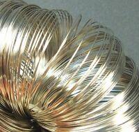Armbänder Schmuckteile 50 Ringe Stahl MEMORY WIRE Spiraldraht 6cm BEST AZM290D