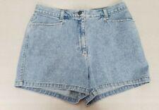 MS&Co New York & Company Blue Jean Shorts Vintage 90's Women's Size 10