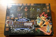 Yugioh DDM Dungeon Dice Monster Japanese Starter Box Sealed Extremely Rare