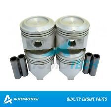 SIZE STD - Piston Set For Toyota Celica Pickup 2.4L