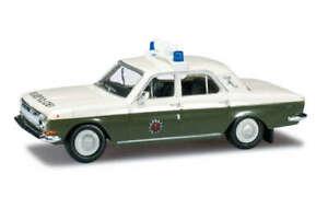 "Herpa 090919 Wolga M 24 "" Police Nationale "", Modèle Auto 1:87 (H0)"
