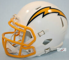 SAN DIEGO CHARGERS (COLOR RUSH ALTERNATE) Riddell Speed Mini Helmet