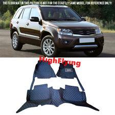 RHD Custom car floor mats pad For Suzuki Grand Vitara 2005-2014 Right hand drive