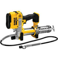 DEWALT 20V MAX Cordless Li-Ion Grease Gun DCGG571B New - Tool Only