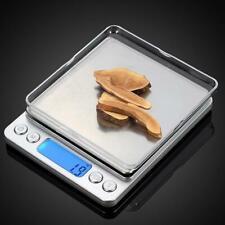 1000g x 0.1g Mini Digital Pocket Scale Jewelry Weight Electronic Balance S #SN