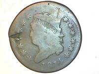1814 Large Cent  Very Nice Coin 811