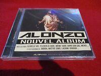 """CD NEUF """"REGLEMENT DE COMPTES"""" Alonzo / RAP"""