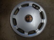 "1991 91 1992 92 BMW 318i 320i Hubcap Rim Wheel Cover Hub Cap 14"" OEM USED 51003"