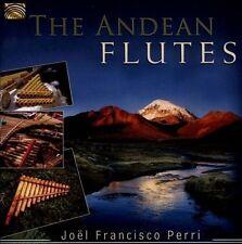 Andean Flutes, Perri,Joel, New Import