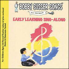 Early Learning Sing-Along  Bobby Susser Songs For Children  2003 by Bobby Susser