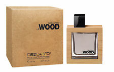 HE WOOD DSQUARED2 EDT POUR HOMME VAPO NATURAL SPRAY- 100 ml