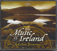 READERS DIGEST - THE MUSIC OF IRELAND - BRAND NEW SEALED - 3 CD BOX SET