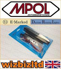 Zündapp 80 KS WC Touring 1981-1982 [E-Marked] [Day Time Running Light] DRL
