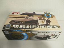 ( Gokr ) 1:18 Gmp Ford Mustang California Autoroute Patrol Spécial Service Neuf
