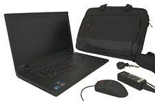 Lenovo Notebook ThinkPad L512 Intel Core i3 5GB RAM 256GB SSD Win 7 / 10