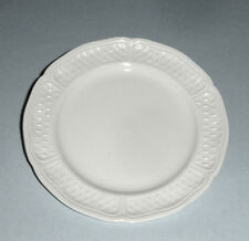 "Gien Pont Aux Choux White Bread & Butter Plate 7.25"" Made in France"