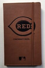 Cincinnati Reds MLB Leather BLANK Collector's Journal Diary New