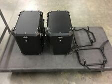 Holan Nomada Pannier system Left+Right Bags BMW R1200GS 2004-2017 LOCKS +MOUNTS
