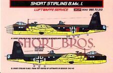 KORA Decals 1/72 SHORT STIRLING B.Mk.I IN LUFTWAFFE SERVICE