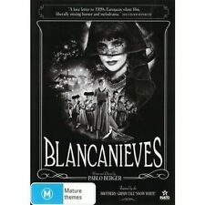 Blancanieves [Snow White] DVD BRAND NEW SEALED NEW RELEASE TOP 1000 MOVIES R4