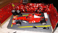 Michael Schumacher FERRARI F1 HOTWHEELS 1:18 f2003 limited edition world champio