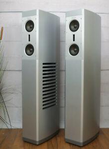 Burmester B50 HighEnd Lautsprecher, OVP, NP: 18.900,00 Euro, Speakers boxed