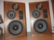 Sony 7200 Speaker Vintage 70er All Original in Very Good Condition