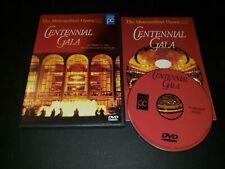 Metropolitan Opera: Centennial Gala