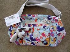 Kipling Wes HB6557 591 Printed Crossbody Bag Melted Floral $89