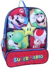 "Super Mario 16"" Kids' Backpack"