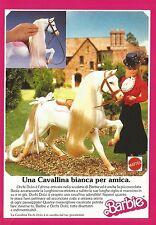 X2366 Barbie - Cavallina occhi dolci - Mattel - Pubblicità 1988 - Advertising