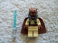 LEGO Star Wars Clone Wars - Rare - Agen Kolar Minifig - From 9526  - Excellent