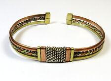 Edel Kupfer Armspange schlichter Armreif  Ethno Armkette Armband DAMEN HERREN