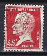 Frankreich 1923 Art Pasteur Yvert Nr. 175 entwertet 1. Auswahl (2)