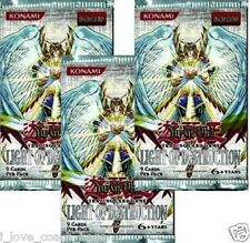 Light of Destruction X  3  Unsearched Sealed  Booster Packs YUGIOH Boosters