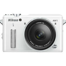 Nikon Refurbished 1 AW1 14.2MP Waterproof Mirrorless Camera w/ 11-27.5mm Lens (W