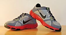 Women Nike Free XT 8 Flywire Training Shoes Sneakers Quick Fit Grey Red Running