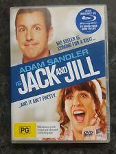 Jack And Jill - DVD - Adam Sandler         free postage