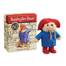 NEW Paddington Bear Collectors Edition 60th Anniversary Limited Edition