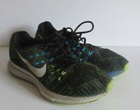 big sale a2348 e174b Nike Air Zoom Structure 19 Black Volt 806583-010 Men s Shoes Sneakers Size 9