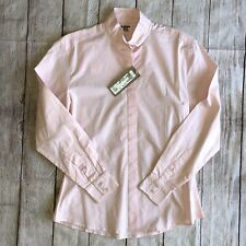Ladies Pink Tough Rider Size Small New Riding Shirt Horse Show