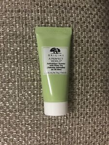 "BN "" ORIGINS "" TRAVEL SIZE A PERFECT WORLD ANTIOXIDANT CLEANSER - 15ML !"