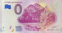 BILLET 0  EURO PLTNICI DE DUNAJCI  SLOVAQUIE 2019   NUMERO 4400