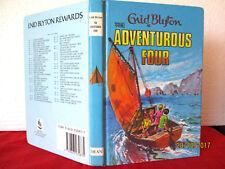 Enid Blyton THE ADVENTUROUS FOUR Rewards Series #37 hardcover 1986