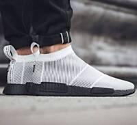 Adidas NMD CS1 size 11.5. White Black. BY9404. Gortex. Primeknit Pk. ultra boost