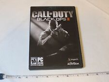 Call of Duty: Black Ops II (PC: Windows, 2012) EXCELLENT adult owned game PC