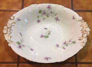 Theodore Haviland Limoges France SaladDessert Plate 1904-1920