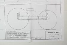 Wagon Master Coal Box Piano Box Horse Drawn Wagon Vintage 1980's Model Plans
