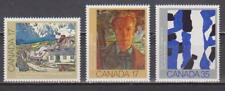 1981 Canada SC# 887-889 - Canadian Painters Lot# 121 M-NH